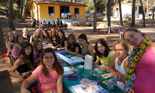 ENGLISH CAMP za djecu od 7-17 godina